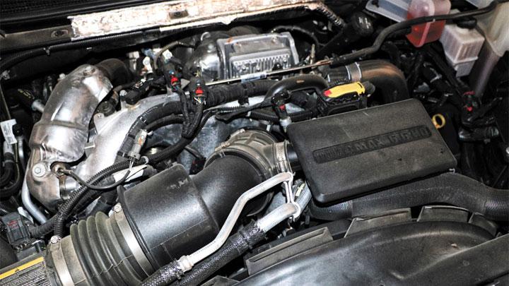 Duramax 6.6L L5P diesel