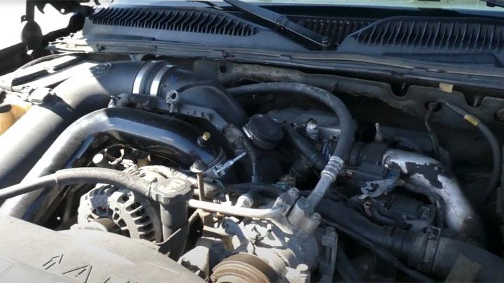 Duramax LBZ diesel