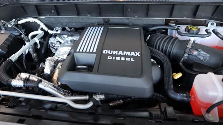 Duramax LM2 diesel