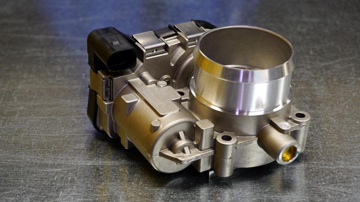 electronic throttle control valve