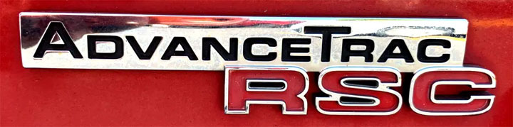 Ford AdvanceTrac