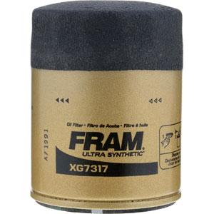 Fram Ultra Synthetic oil filter