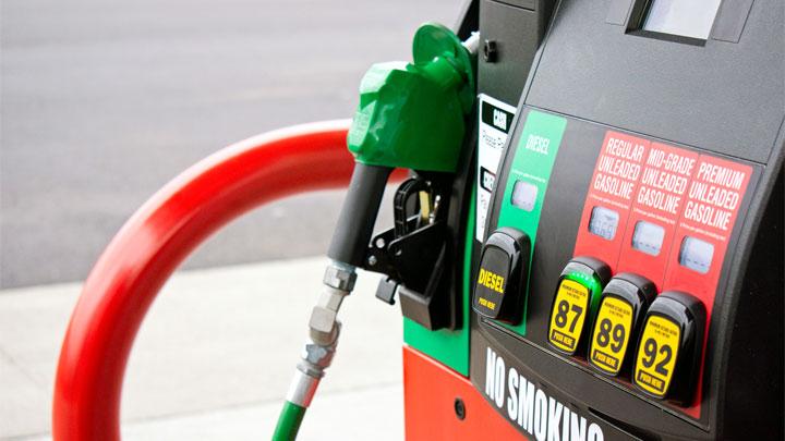 gasoline and diesel