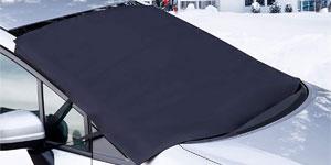 hail damage protection windshield
