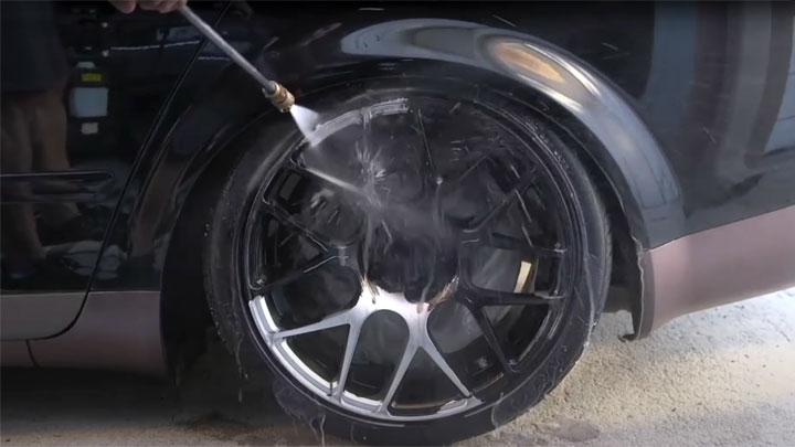 easily remove Plasti Dip from wheels