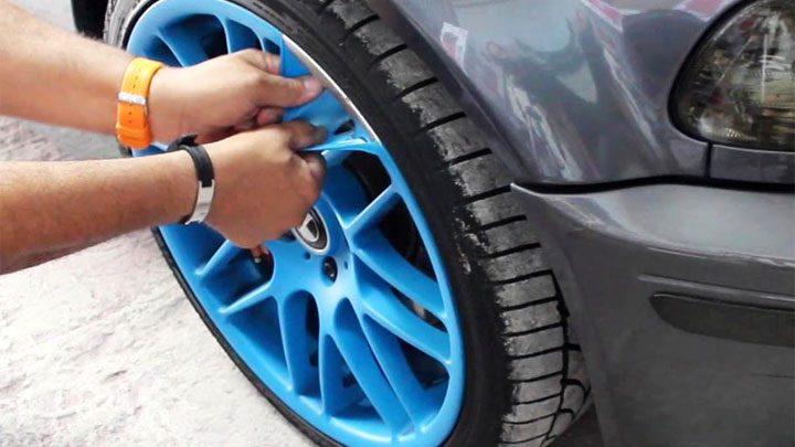 How to Remove Plasti Dip from Wheels (4 Methods)