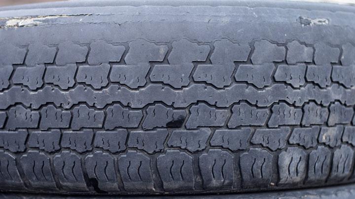 inside tire wear