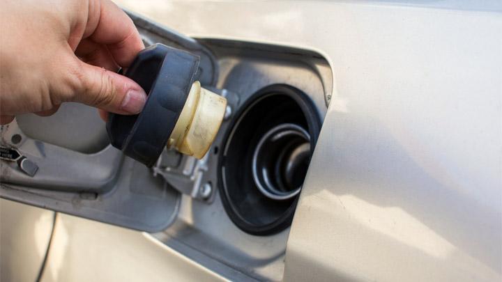 inspect fuel cap