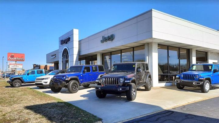 Jeep supply