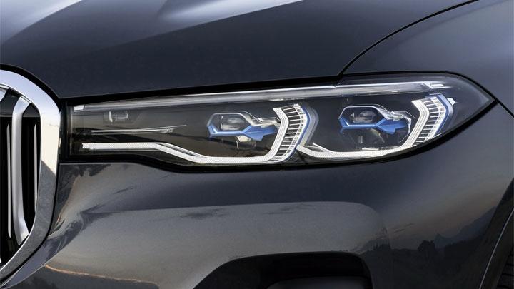 laser headlights