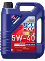 Liqui Moly synthetic diesel oil