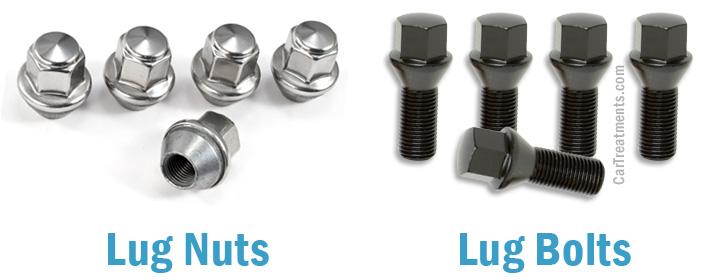 lug nuts vs lug bolts