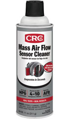 MAF sensor cleaner