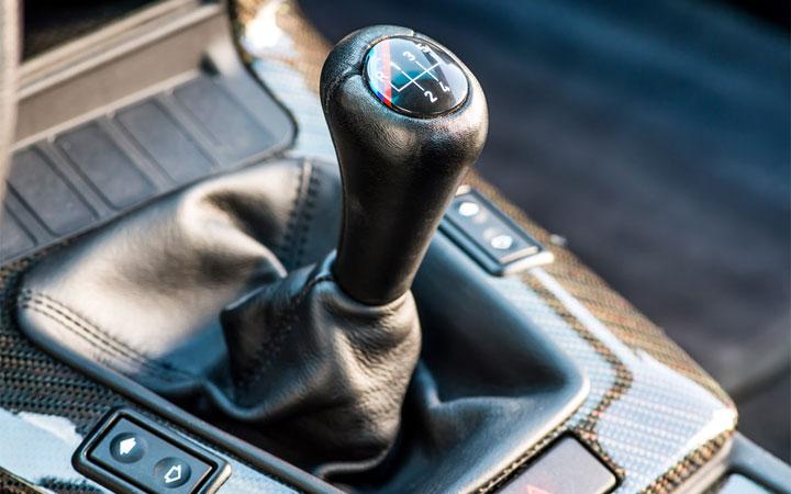 manual transmission shift knob