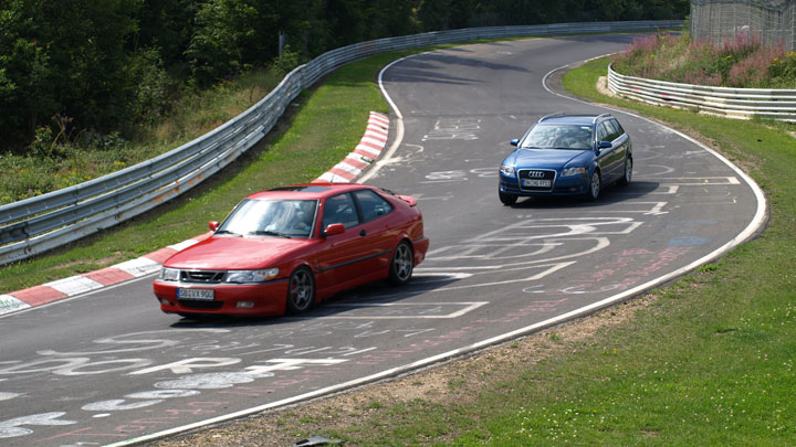 Nurburgring tourist days