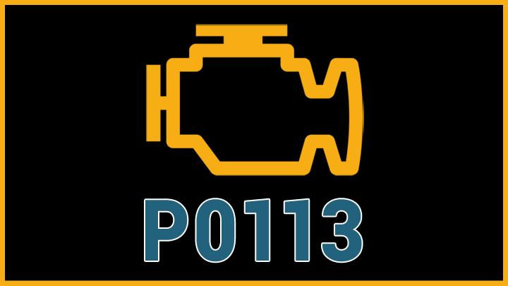 P0113 engine code