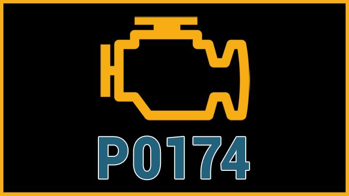 P0174 engine code