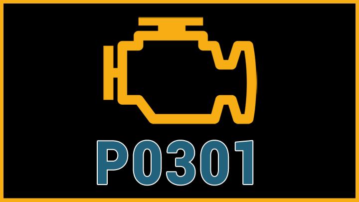 code P0301