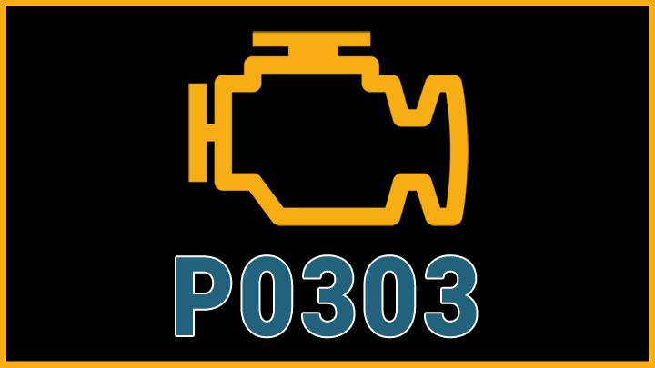 P0303 code
