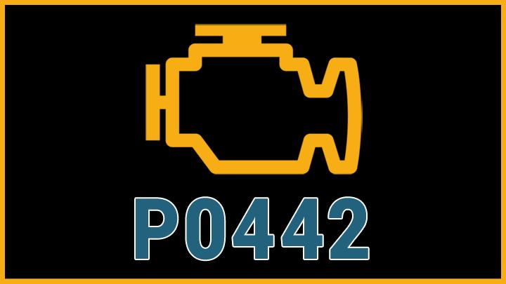 P0442 code