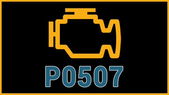 P0507 engine code