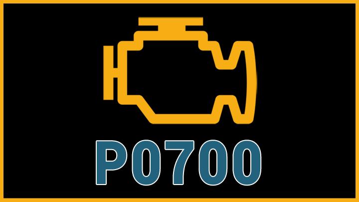 P0700 code