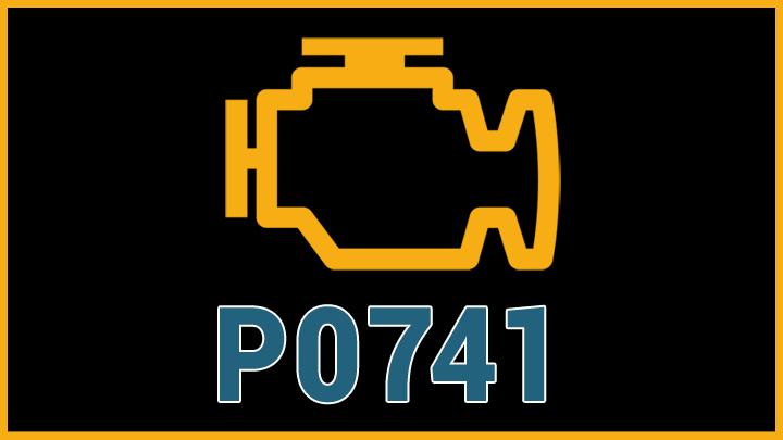 P0741 engine code