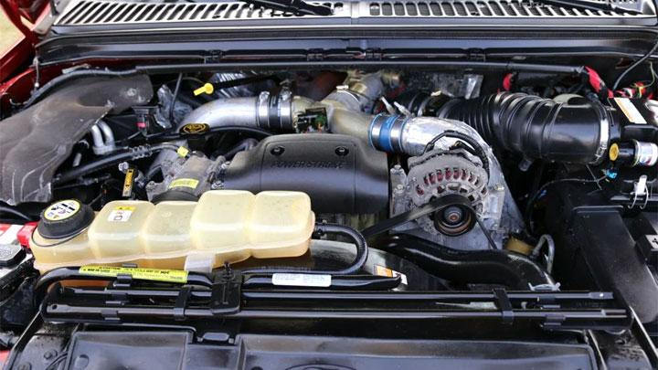 Power Stroke 7.3L diesel