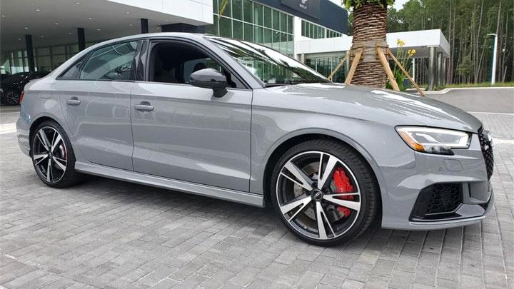 rebuilt title Audi