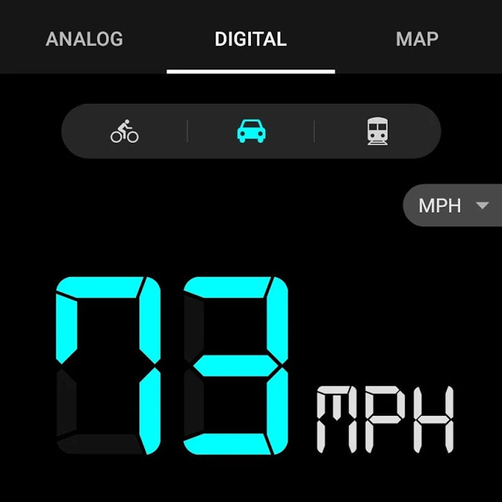 speedometer app