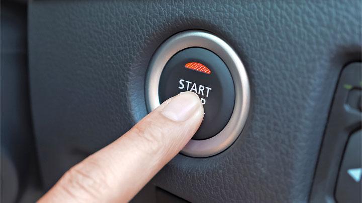 start car