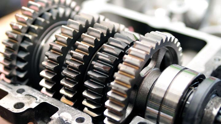 straight cut gears