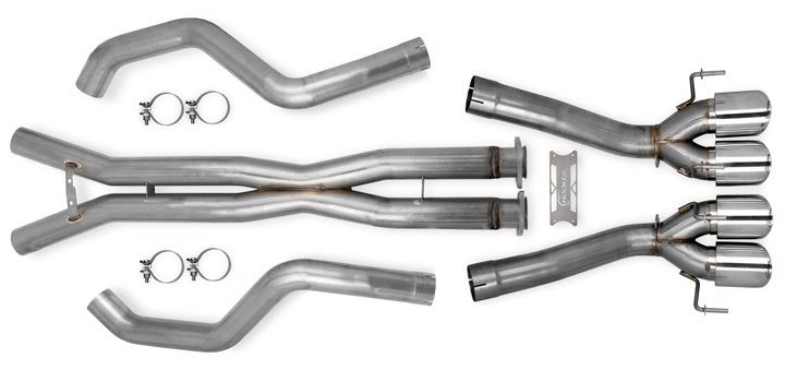 straight pipe exhaust cost