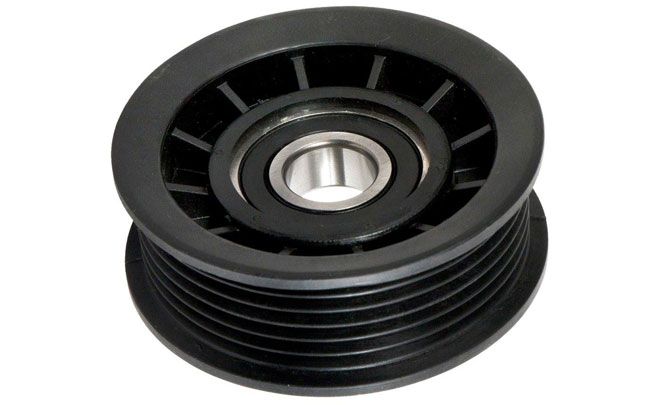 tensioner pulley replacement cost