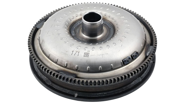 torque converter replacement cost