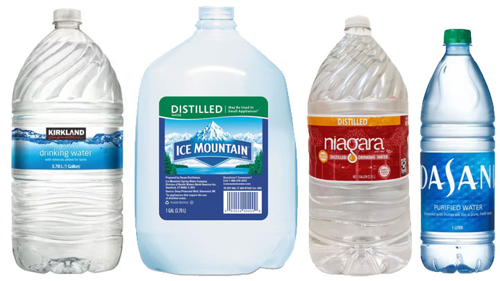type of water for overheating