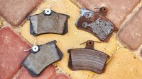 6 Causes of Uneven Brake Pad Wear (Why is One Side Thicker?)