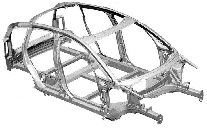 what is car frame damage