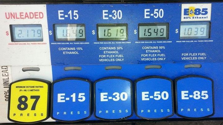 what is flex fuel