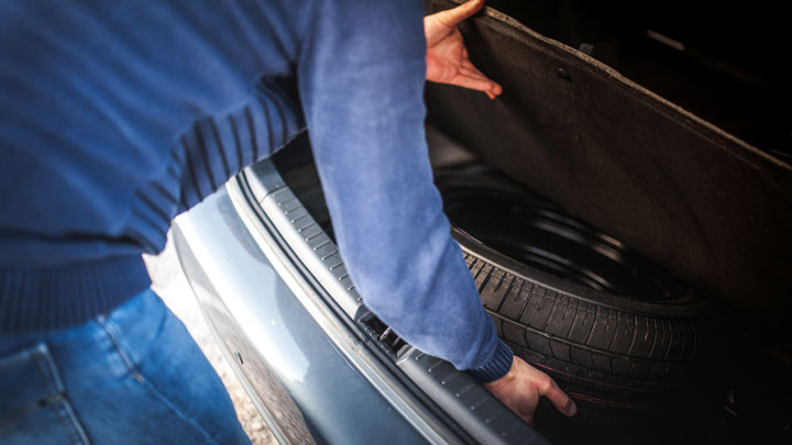 when to replace spare tire
